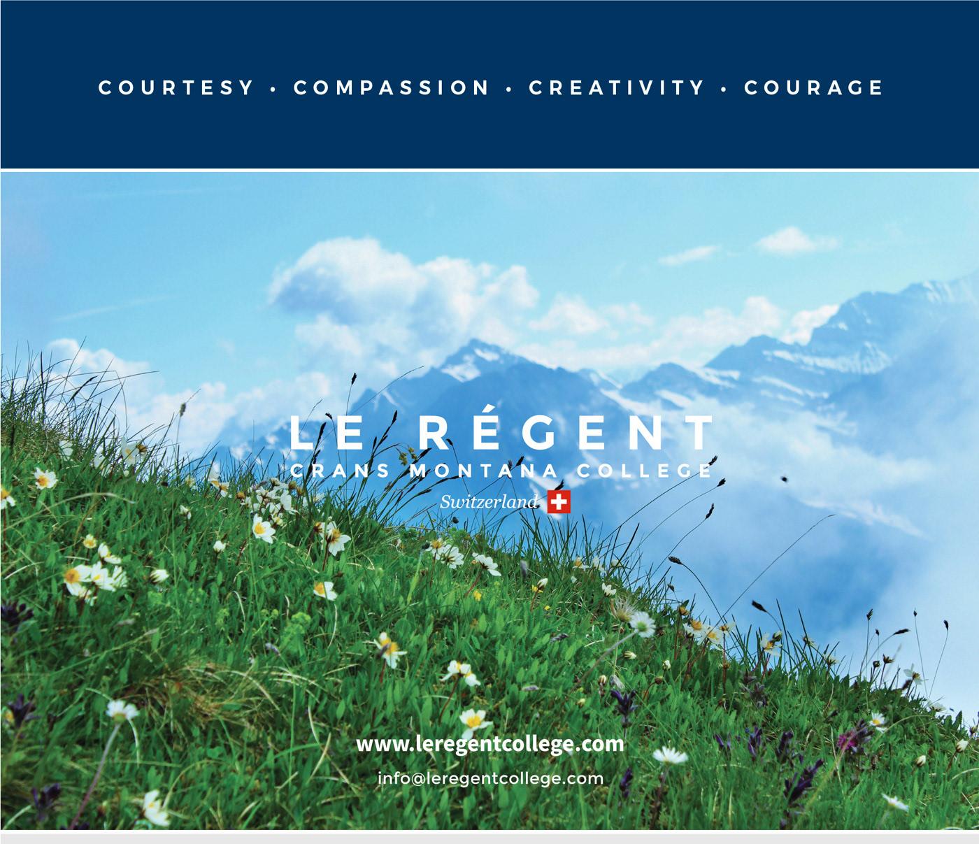 Le Regent project 1