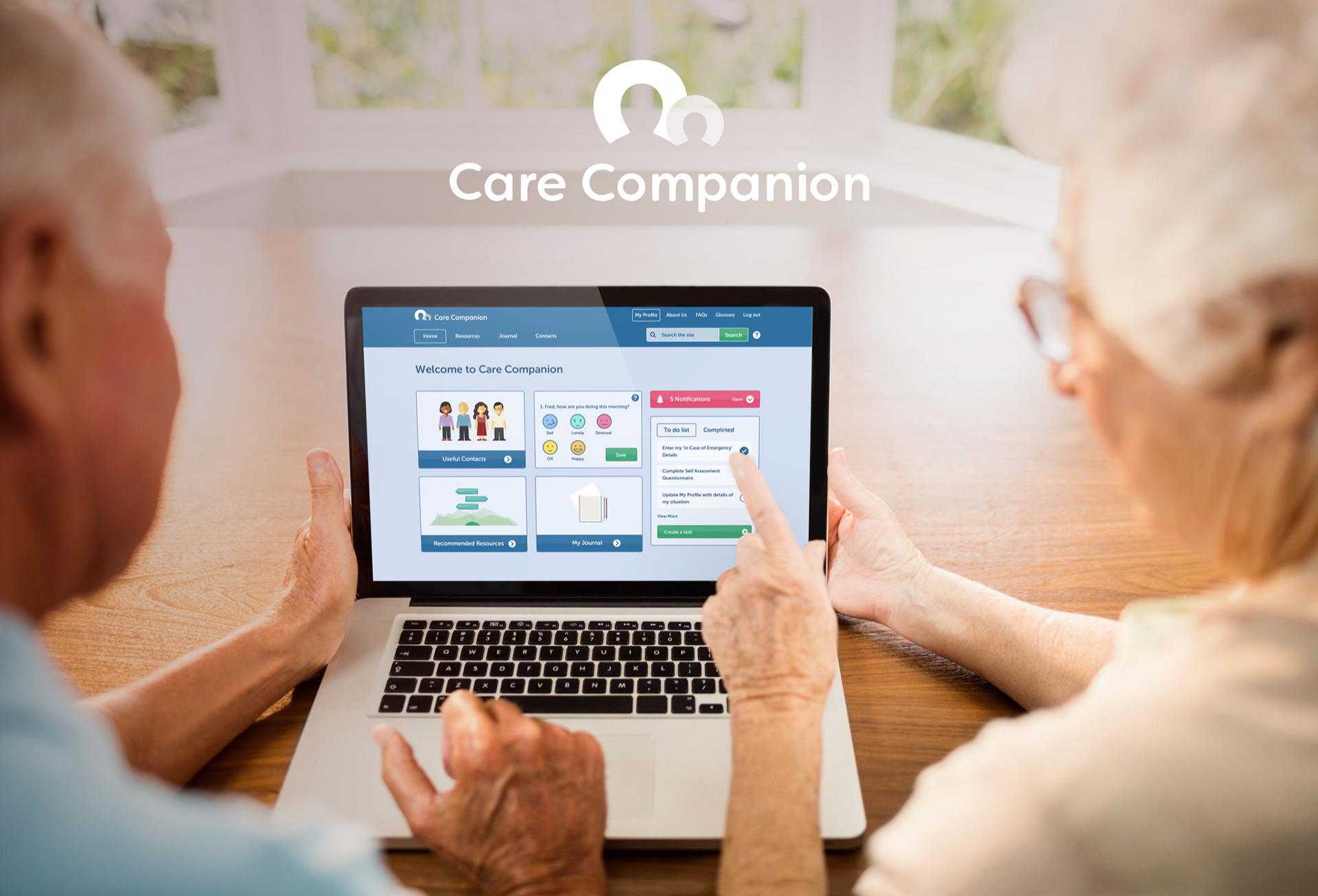 Care Companion project 1