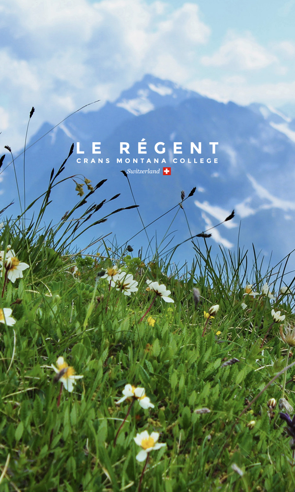 Le Regent website cover image