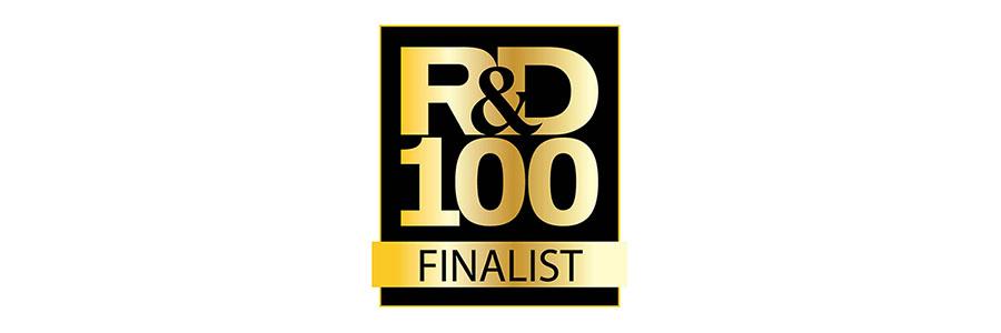 R&D 100 finalist