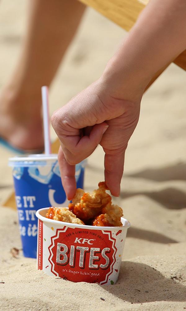 KFC Social Cover
