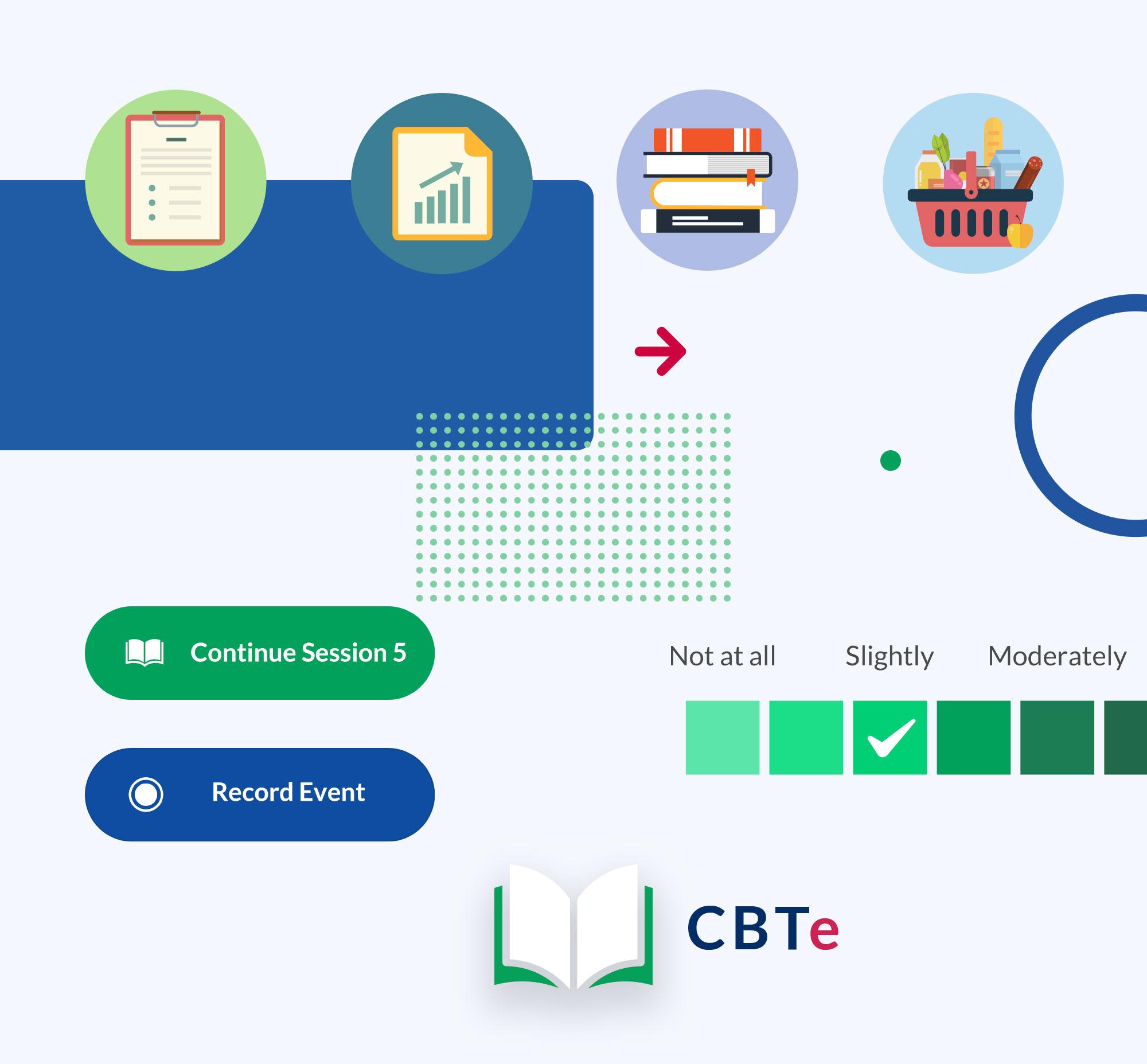 CBTe UI features