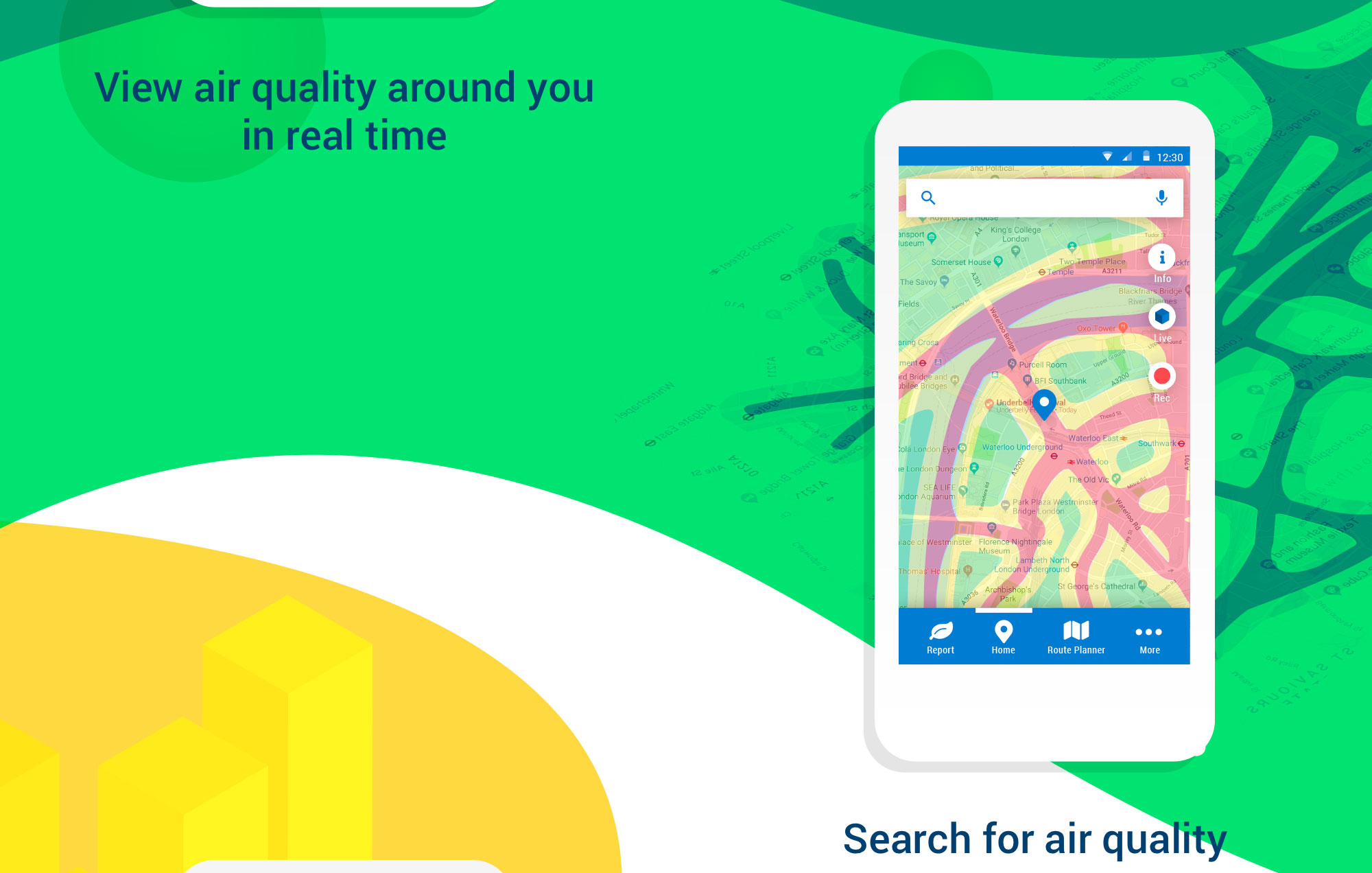 Air Quality Map