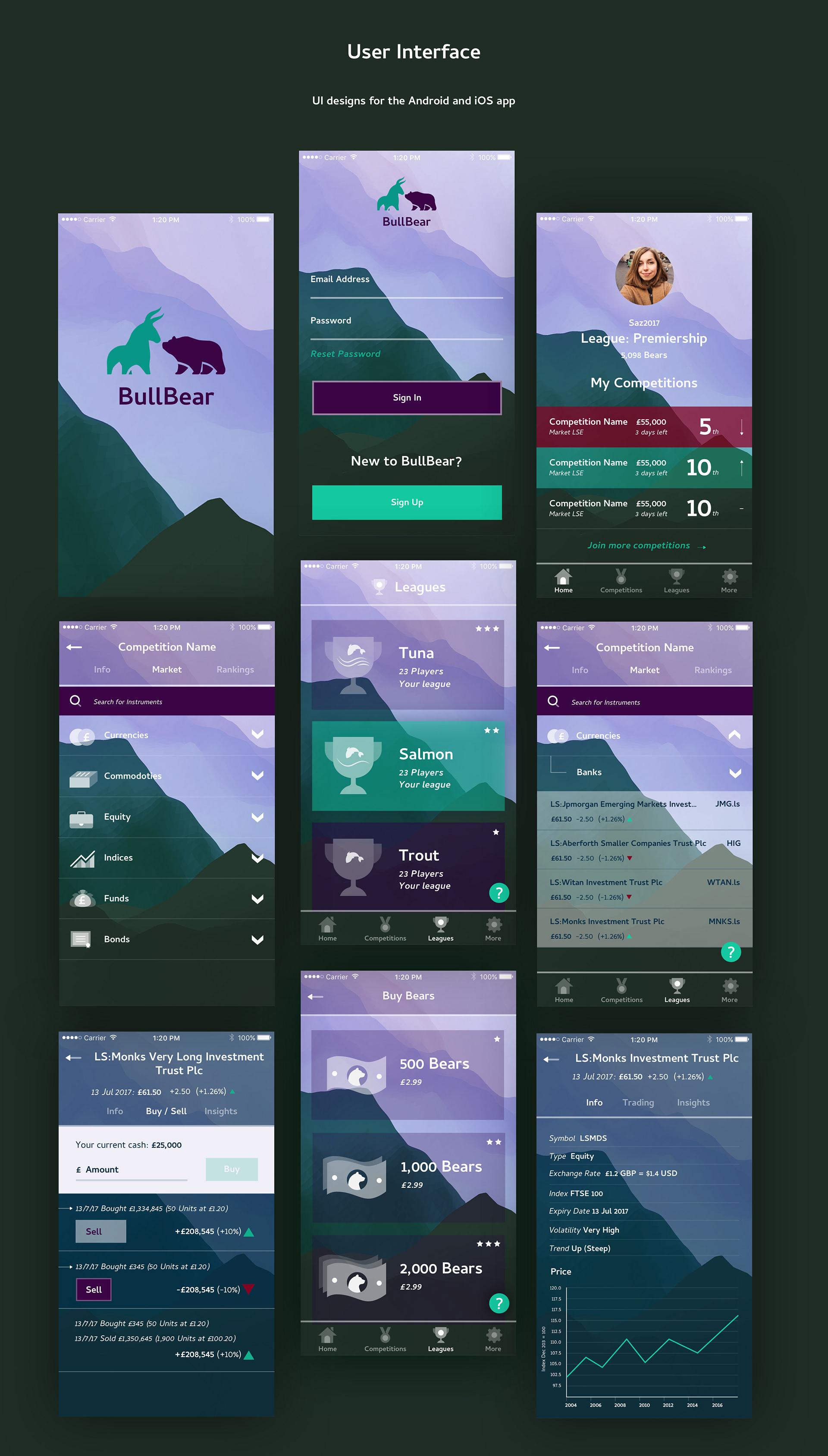 Bull Bear project 4